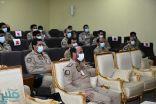 نائب قائد القوات الجوية يقف على استعدادات الأطقم الجوية المشاركة في التمرين (السعودي – اليوناني)