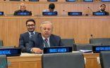 المملكة تعلن عن تبرعها بـ ٣ ملايين دولار دعمًا لخطة عمل مكتب الأمم المتحدة لتحالف الحضارات