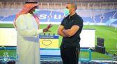 ماجد عبدالله يوجه رسالة نارية للنصراويين قبل مواجهة العين