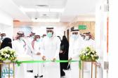 وزير الصحة يدشن مشروع تحسين وتطوير مركزي الأورام والقلب بتبوك