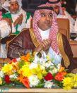 """رئاسة الحرمين تكرم معالي الدكتور """"هشام الفالح"""" على ما قدمه لمكة المكرمة"""