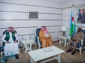 رئيس وزراء جيبوتي يلتقى وفد مركز الملك سلمان للإغاثة والأعمال الإنسانية