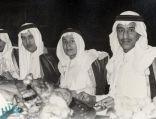 صورة تاريخية للملك سلمان وهو في عمر 18 عاماً