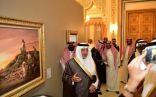 20 مليون ريال مبيعات المعرض الفني الخيري لخالد الفيصل