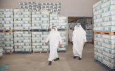 مدير تعليم مكة المكرمة يطلّع على خطة توزيع الكتب المدرسية