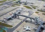 تشغيل محدود لمطار جاتويك البريطاني بعد نشاط إجرامي