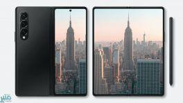"""""""سامسونغ"""" تستعد لإصدار Galaxy Z Fold 3 أول هاتف قابل للطي"""