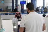 مطار الطائف الدولي يشهد تسيير أولى الرحلات الدولية إلى القاهرة