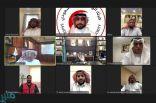 """أمير الباحة يدشن نظام"""" المسعف الإلكتروني"""" وبرنامج """"تتبع مركبات الاسعاف"""""""