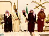 """""""المبارك"""" يحتفل بزفاف كريمته في الرياض"""
