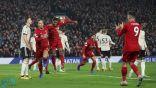 ليفربول يفوز على اليونايتد بثنائية ويبتعد بالصدارة