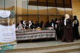 نسائية مؤسسة حجاج أفريقيا غير العربية تشارك في الترحيب بضيوف الرحمن بمركز إستقبال المدينة