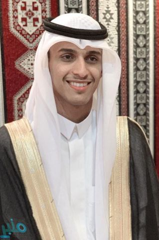 العيسي يحتفل بزواجه بمشاركة الأهل والأصدقاء