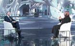 هكذا أُجريت مقابلة ولي العهد مع رئيس وزراء إيطاليا السابق بتقنية الواقع الممتد XR Studio