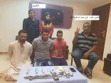 تحرير سائح سعودي اختطفته عصابة عائلية في مصر