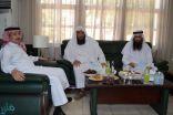 القنصل السعودي بالإمارات يزور مركز الدعوة والإرشاد بدبي