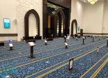 """""""الشؤون الإسلامية """" تفعل وسائل التقنية لتوعية المصلين بجوامع مكة"""