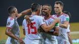ترتيب مجموعة منتخب الإمارات بعد الفوز على تايلاند 3/1