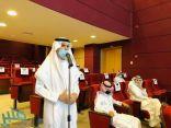 """مدير تعليم المخواة يحاور الطلاب والطالبات حول """"منصة مدرستي"""""""