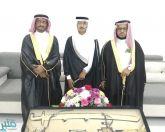 """أسرة """"آل عبدالله"""" تحتفل بزواج ابنها سالم"""