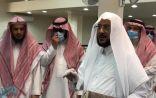 وزير الشؤون الإسلامية يقف على جاهزية مساجد وجوامع الرياض لاستقبال المصلين الأحد القادم