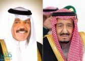 أمير الكويت يهنئ خادم الحرمين بنجاح قمة الرياض لمجموعة العشرين