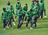 لاعبو المنتخب السعودي ينضمون إلى معسكر الرياض استعدادا للمونديال