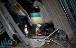 ارتفاع حصيلة ضحايا حادث قطار تركيا السريع بأنقرة