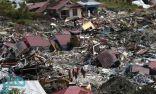 ارتفاع حصيلة ضحايا الانهيارات الأرضية والفيضانات في الفلبين