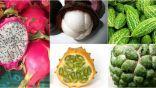 7 أنواع لا تعرفها من الفواكه لها فوائد لا تعد