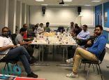 إفطار جماعي لنادي الطلبة في بلفاست