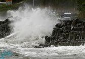 اليابان تكشف عن الحصيلة الأولية لإعصار «هايشن»