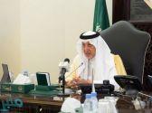 أمير مكة يضع حجر الأساس لـ 12 مشروعًا تنمويًا عدد من محافظات المنطقة