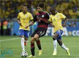 المنتخب البرازيلي يستعد لوديتي روسيا وألمانيا بتسع لاعبين