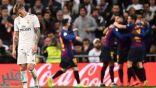 برشلونة إلى نهائي كأس الملك بفوز كبير على ريال مدريد