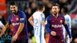 ليونيل ميسي يتصدر قائمة برشلونة لموقعة إشبيلية في كأس الملك