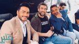 تامر حسني والشاب خالد يجمعهم عمل مشترك