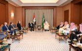 نائب رئيس مجلس الوزراء العراقي يبحث مع وزيري الطاقة والخارجية الموضوعات المشتركة