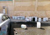 حملة ميدانية لضبط مخالفي غسيل السيارات العشوائي بمكة