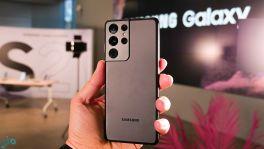 """إطلاق أغطية واقية جديدة لسلسلة هواتف Galaxy S21 مزودة بتقنيات """"مميزة"""""""
