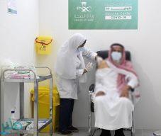 ارتفاع عدد جرعات لقاح كورونا في المملكة إلى 27.1 مليون