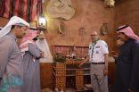 قادة كشافة وزارة التعليم يتعرفون على تراث وادي الدواسر في الصادرية