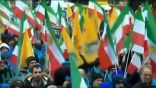 مسيرات إيرانية حاشدة في باريس تدعو لتغيير النظام
