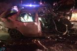 ارتفاع حصيلة حادث طريق «بيش» لـ5 وفيات