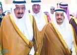 نيابة عن الملك.. أمير الرياض يحضر المباراة الختامية لمسابقة كأس خادم الحرمين الشريفين