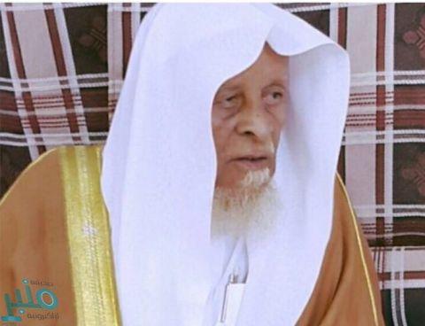 وفاة الشيخ بيشي بن وهاس .. ومحافظة العرضيات تفقد أحد رموزها