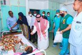 السفير السعودي بجيبوتي يزور مستشفى بيلتييه العام لمتابعة جهود مركز الملك سلمان الإغاثي