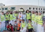 بمشاركة فريق الهلال محافظ خميس مشيط يدشن برنامج رمضان أمان