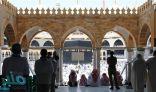 """خطيب المسجد الحرام.. الغامدي """"كل قرض جر نفعا فهو ربا"""""""