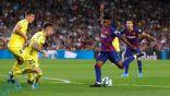 أنسو فاتي لاعب برشلونة على أعتاب رقم تاريخي في السوبر الإسباني